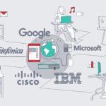 Cisco, Google, IBM, Microsoft y Telefónica reconocen la influencia de la tecnología y la digitalización en la educación tras la Covid-19