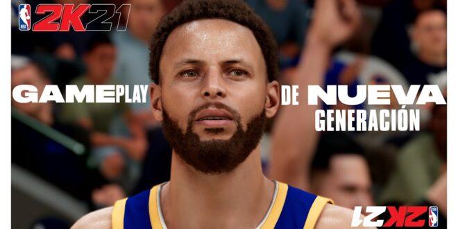Este juego lo es todo: NBA 2K21 para nueva generación ya está disponible en todo el mundo para PS5 y Xbox Series X|S