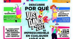 Just Dance 2021ya está disponible