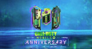 Aniversario deCall of Duty: Mobile. Primer año en cifras.