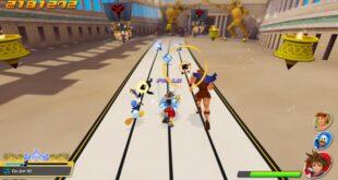 Análisis del videojuego Kingdom Hearts Melody of Memory