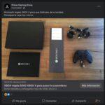 Un falso anuncio de Facebook se difunde en España con del lanzamiento de la nueva Series X de Xbox y es un engaño para obtener datos