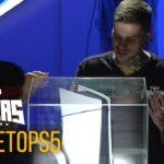 #ElRetoPS5 impacta a los chicos de Top Gamers Academy