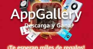 AppGallery ofrece promociones especiales por la descarga de las principales Apps de entretenimiento esta Navidad