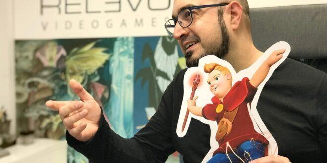 Jon Cortázar, desarrollador de Treasure Rangers, ha sido seleccionado como uno de los 100 Game Changers de la lista de GamesIndustry