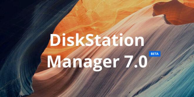 Synology presenta DiskStation Manager 7.0