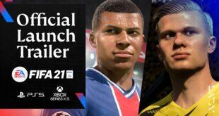 EA SPORTS FIFA 21 ya disponible en la nueva generación de consolas