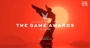The Last of Us Parte 2 es GOTY: Juego del Año 2020 en The Game Awards 2020