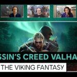 """La """"Temporada del Yule"""", la primeraSeasondeAssassin's CreedValhallaya está disponible"""