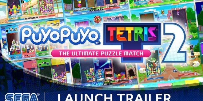 Puyo Puyo Tetris 2 ya a la venta - Tráiler de lanzamiento