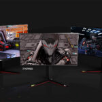 LG presenta en el CES su nueva serie de monitores Ultra para 2021