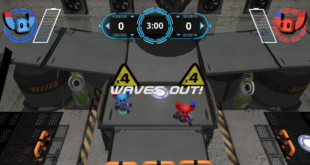 Waves Out! ya está disponible en exclusiva para PlayStation