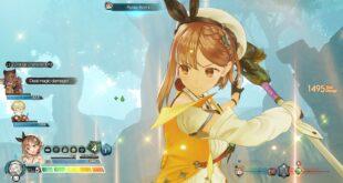 Tráiler de lanzamiento de Atelier Ryza 2: Lost Legends & the Secret Fairy - El viernes a la venta en Switch, PC, PS4 y PS5