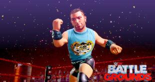 WWE 2K BATTLEGROUNDS. Chyna y Mark Henry encabezan la cuarta actualización el roster