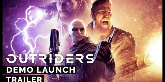 Ya disponible la demo gratuita de Outriders - Tráiler lanzamiento
