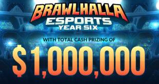 Programa de Esports 2021 de Brawlhalla