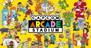 Capcom Arcade Stadium ya disponible en Nintendo Switch - Anunciado el modo cooperativo local de Ghosts 'n Goblins Resurrection