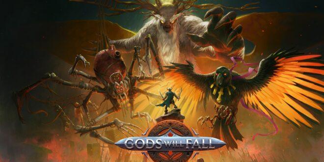 Gods Will Fall ya a la venta - Tráiler de lanzamiento