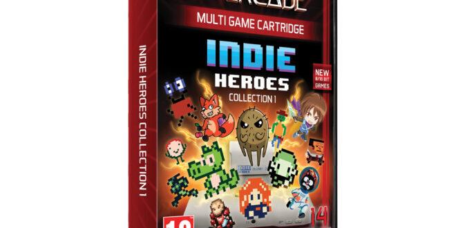 Confirmados dos nuevos cartuchos de juegos para la consola portátil de estilo retro Evercade