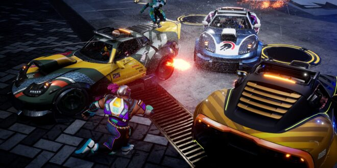 Destruction AllStars ya está disponible para PlayStation 5