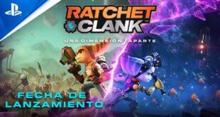 Ratchet & Clank: Una Dimensión Aparte estará disponible el próximo 11 de junio