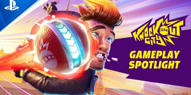Knockout City presenta un nuevo tráiler en el State of Play de Sony y arranca el 2 de abril con una nueva beta cross-play