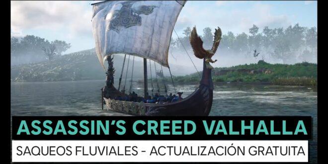 Actualización de la Temporada del Yule de Assassin's Creed Valhalla