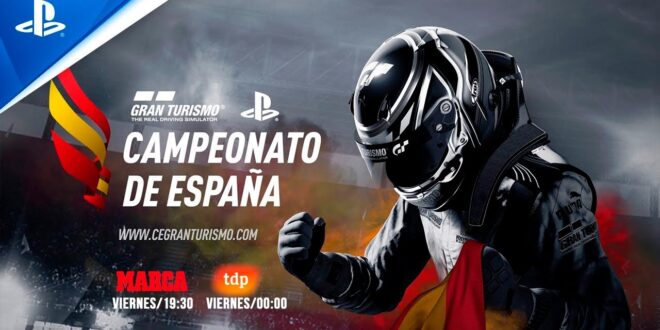 José Serrano domina el primer Gran Premio del Campeonato de España de Gran Turismo