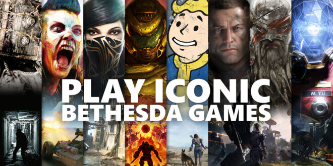 20 juegos de las franquicias más icónicas de Bethesda disponibles en Xbox Game Pass a partir del 12 de marzo