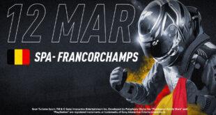 Sigue en directo el quinto Gran Premio del Campeonato de España de Gran Turismo