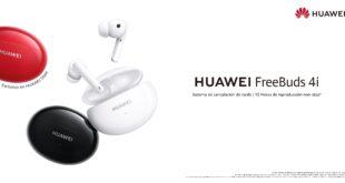 HUAWEI FreeBuds 4i con cancelación activa de ruido