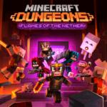 """El DLC Las llamas del Inframundo de """"Minecraft Dungeons"""" ya está disponible"""