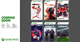 Próximamente en Xbox Game Pass: NBA 2K21, Football Manager 2021, Star Wars: Squadrons y más