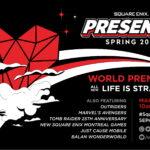 Conéctate hoy a las 18 horas al evento digital Square Enix Presents
