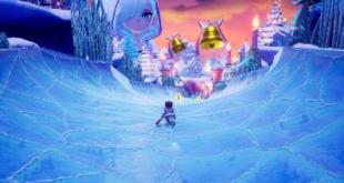 Balan Wonderworld, los mundos de juego 7, 8 y 9 a escena