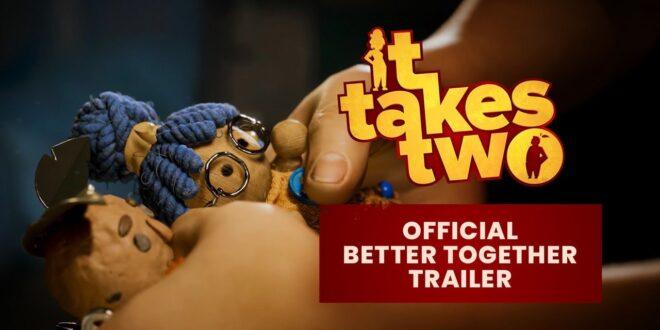 EA y Hazelight presentan un nuevo tráiler sobre la narrativa de It Takes Two