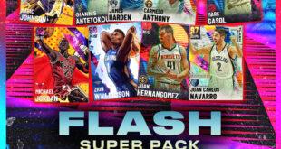 Mi EQUIPO de NBA 2K21 junto con la primera actualización centrada en jugadores españoles