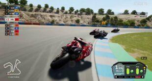 MotoGP 21 muestra su primer vídeo de juego