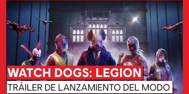 El modo online de Watch Dogs: Legion ya está disponible