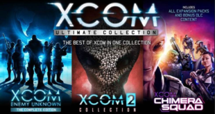XCOM: Ultimate Collection ya disponible digitalmente en Steam
