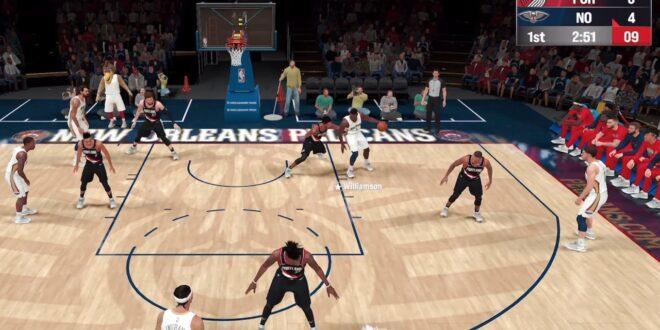 NBA 2K21 Arcade Edition ya está disponible en Apple Arcade