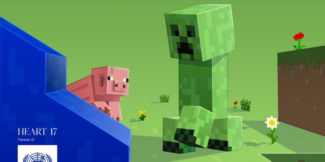 Llega la III edición nacional de los Juegos Escolares Minecraft Educación impulsados por Microsoft