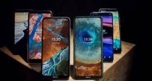 El mayor lanzamiento de teléfonos Nokia hasta la fecha