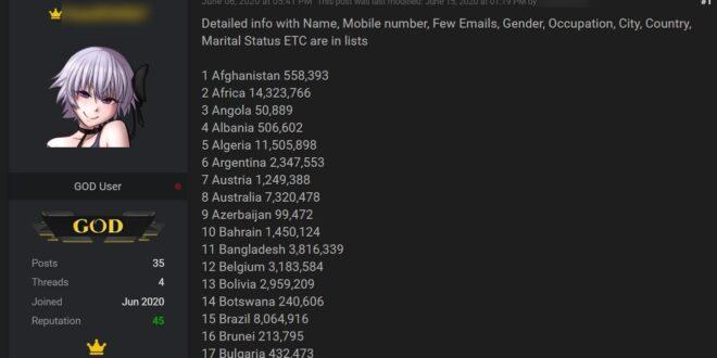 ¿Cómo saber si estás afectado por las cuentas filtradas de Facebook? 11 millones de cuentas en España están afectadas.