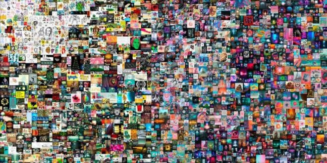 Los NFT revolucionan el arte digital ¿Qué es el NFT?