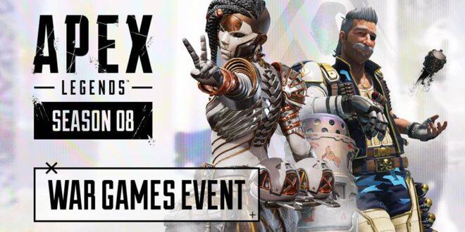 Apex Legends introduce nuevos modificadores en las listas de juego del Evento de Colección 'Juegos de Guerra'