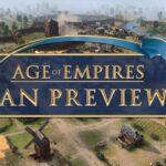 Resumen del Age of Empires: Fan Preview