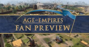 Resumen del Age of Empires: Fan Preview
