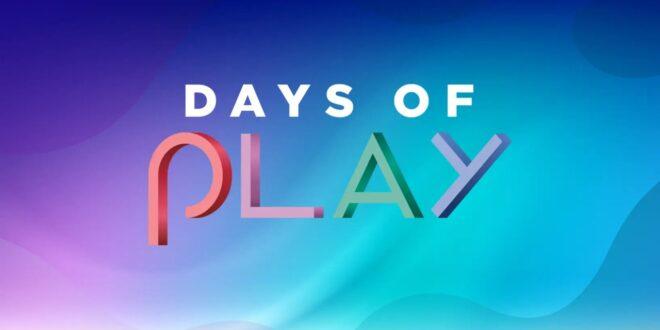 Las ofertas de Days of Play 2021 llegarán del 26 de mayo al 9 de junio