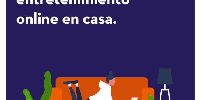 Día Mundial de Internet: El 91% de los usuarios consume entretenimiento online durante su tiempo de ocio en casa